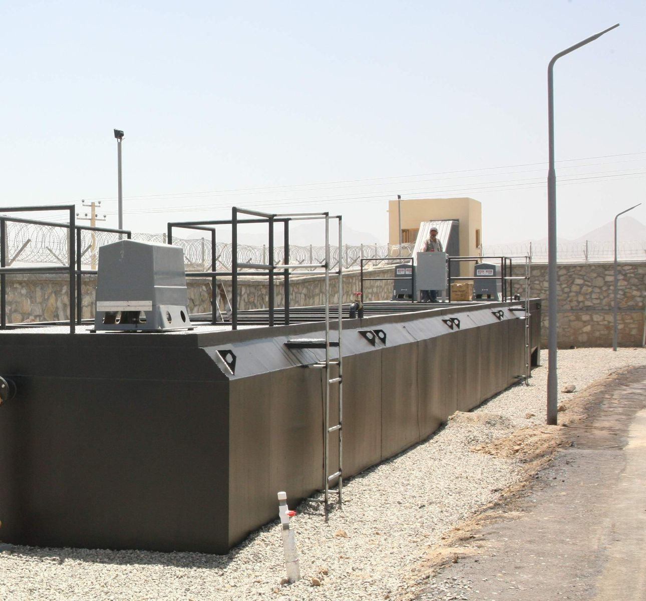 Decentralized Package Wastewater Treatment Plants